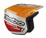 Montesa Team Helmet side