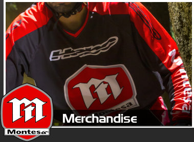 Purchase Montesa Merchandise