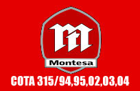 2017 Montesa Cota 4RT Manuals